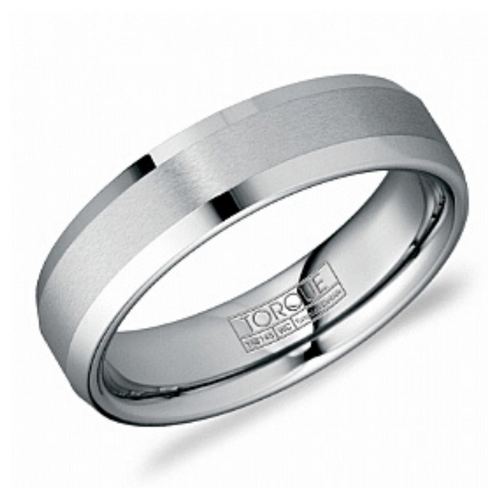Tungsten Alternative Metal Band 6 mm - Nasselquist Jewellers