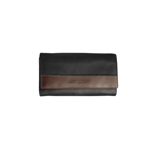 Derek Alexander - 3 Part Multi-Compartment Clutch - Nasselquist Jewellers