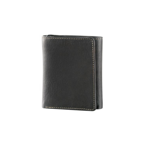 Derek Alexander - Mens Leather Tri Fold Wallet - Nasselquist Jewellers
