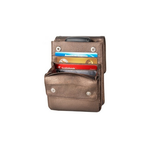 Derek Alexander - Smartphone Organizer Leather Purse / Wallet - Nasselquist Jewellers