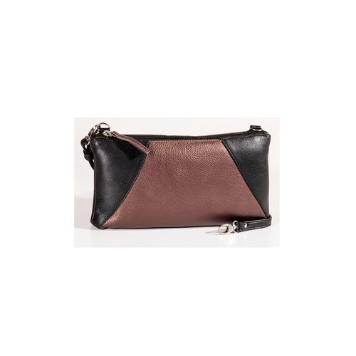 Derek Alexander - Top Zip Clutch - Nasselquist Jewellers
