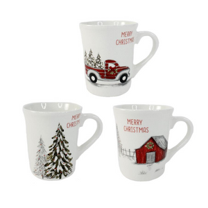Holiday - Merry Christmas Mugs