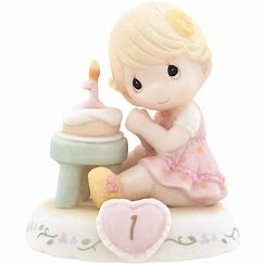 Precious Moments - Grow in Grace Figurines - Nasselquist Jewellers