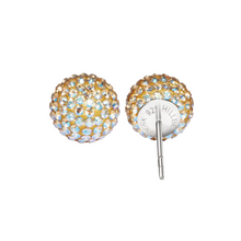 Load image into Gallery viewer, Hillberg & Berk - Sparkle Ball Stud Earrings