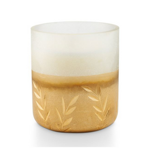 Illume Candles - Balsam & Cedar Small Frosted Glass