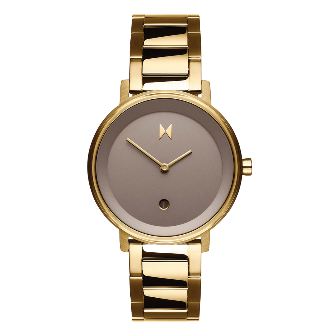 MVMT Ladies Watch Signature II Champagne Gold
