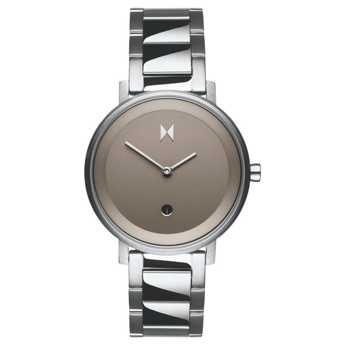 MVMT Signature II Cloud Silver Ladies Watch silver