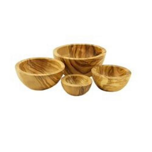 Olivewood Glory - Bowls - Nasselquist Jewellers