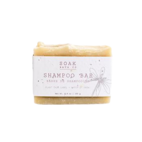 Soak Bath Co - Shampoo Bar - Nasselquist Jewellers