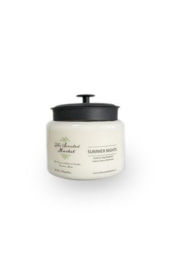 The Scented Market - Bug Repellent Candle - Nasselquist Jewellers