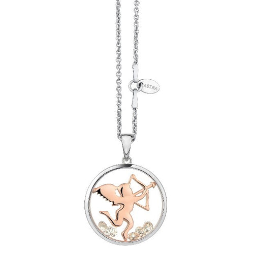 Astra Jewellery - Be Mine Charm Necklace - Nasselquist Jewellers