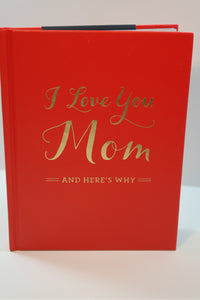 "Compendium - Inspirational Books ""MOM"" - Nasselquist Jewellers"
