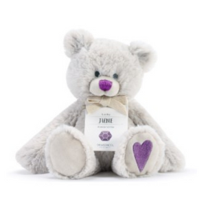 Birthstone Teddy Bears