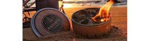 Radiate Fire Tins - Nasselquist Jewellers