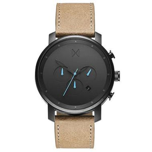 MVMT - Chrono GUNMETAL SANDSTONE Mens Watch - Nasselquist Jewellers