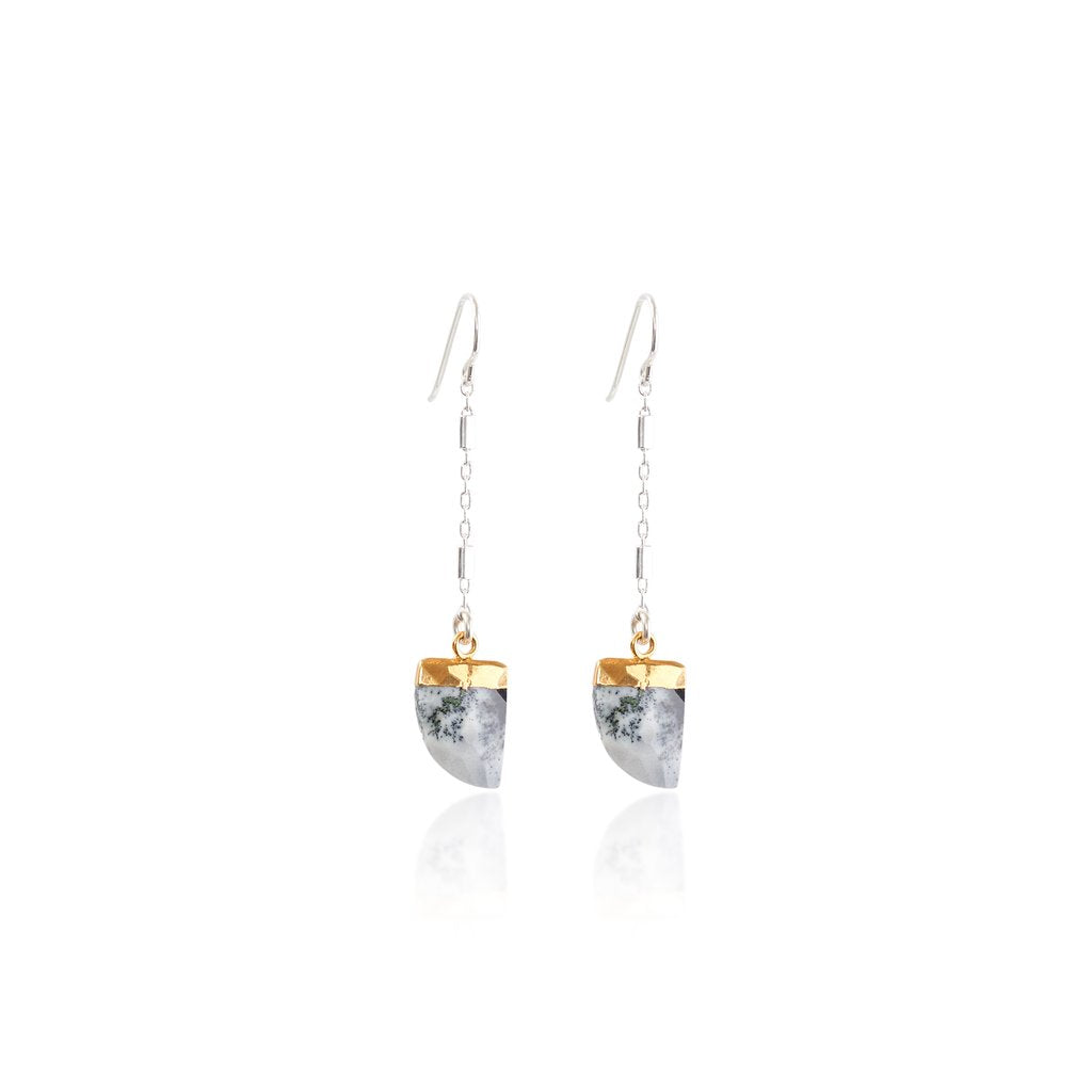 Hillberg & Berk - Hepburn Drop Earrings - Nasselquist Jewellers