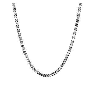 ITALGEM - Black Steel Chain