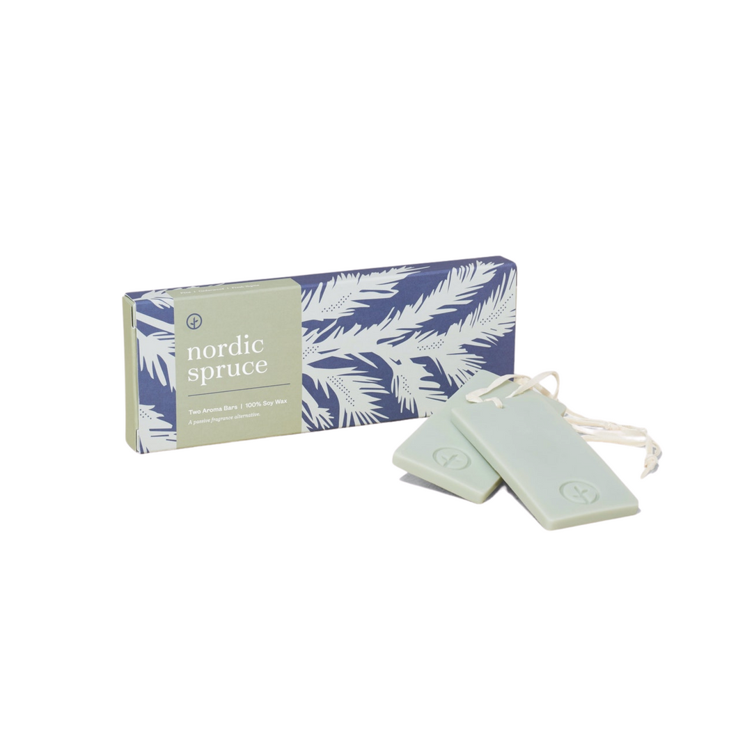 Modern Sprout - Nordic Spruce Aroma Bars