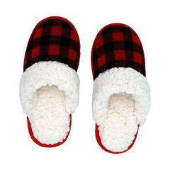 Pudus - Creekside Slide Slippers Cable Knit - Nasselquist Jewellers