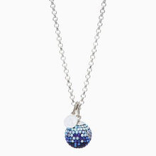 Load image into Gallery viewer, Hillberg & Berk - Sparkle Ball Long Necklace Pendant - Nasselquist Jewellers