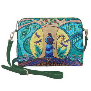 Oscardo - Strong Earth Woman Art Bag