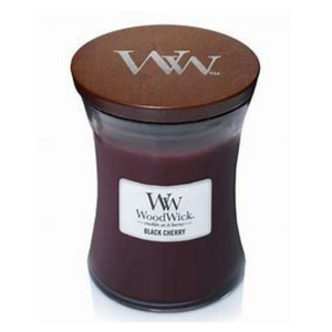 WoodWick Candles - Black Cherry