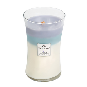 WoodWick Trilogy Candles - Calming Retreat