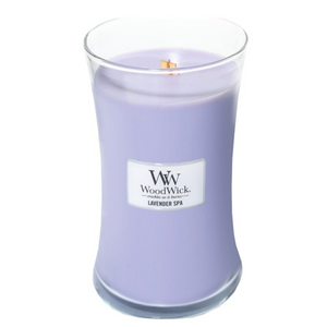 WoodWick Candles - Lavender Spa