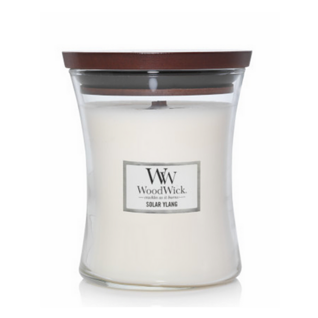 WoodWick Candles - Solar Ylang