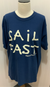 Sail Fast/Live Slow Tee