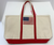 "Crab & Cleek Tote ""US Flag"""
