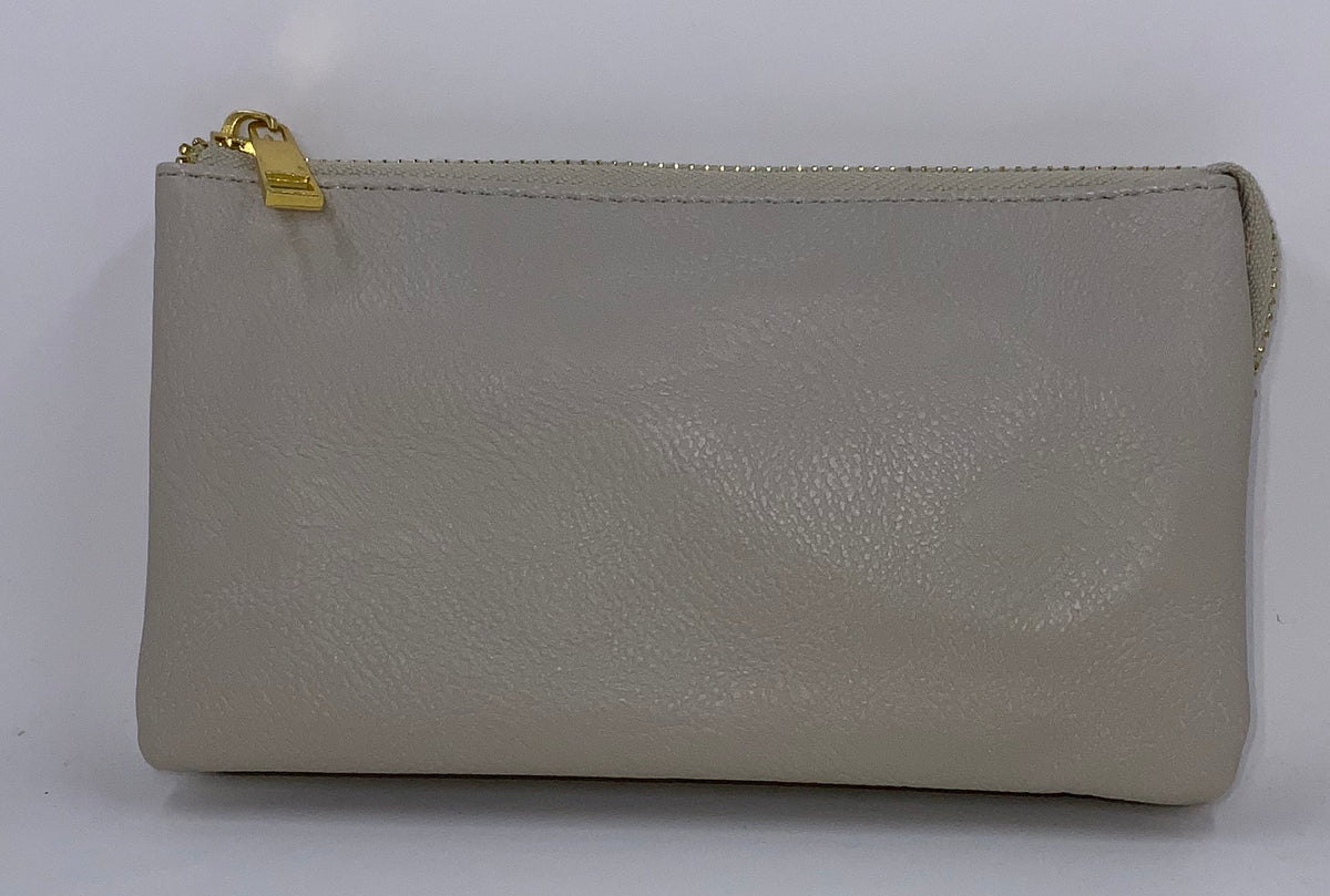 Small Zipper Clutch