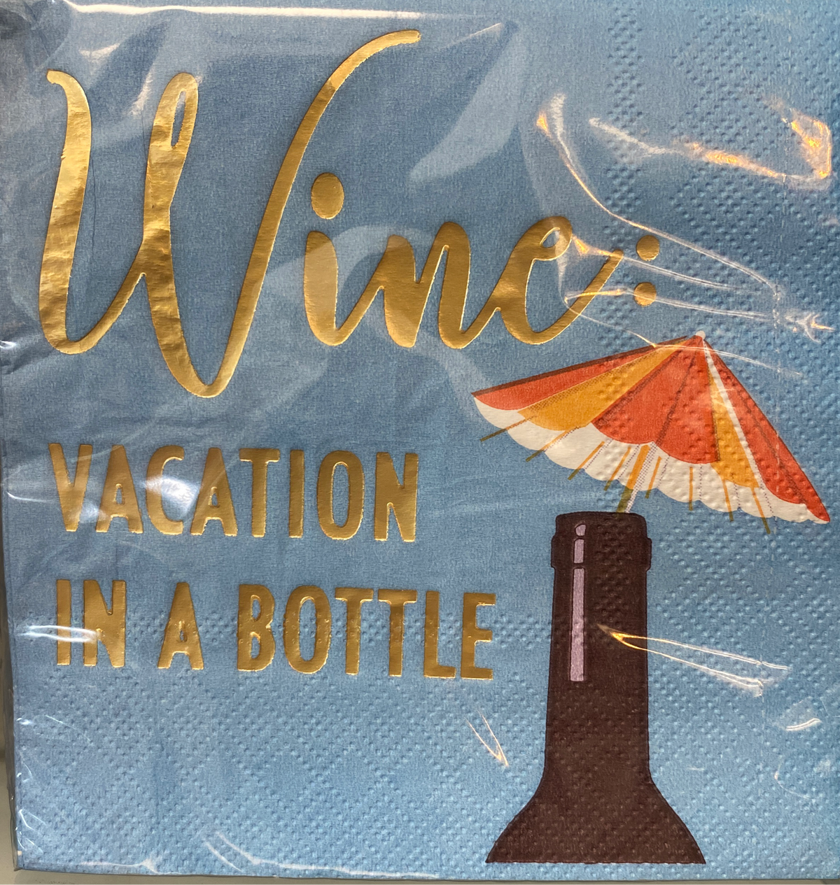 DD Vacation In A Bottle