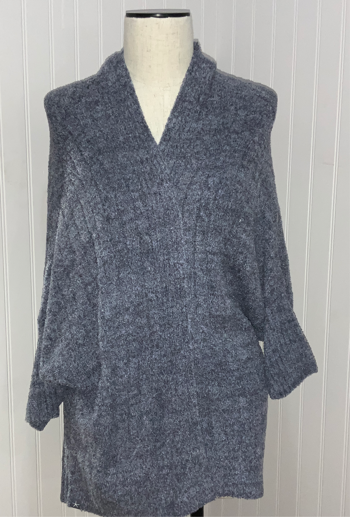 CozyChic Lite Cable Shrug