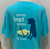 "Dog Is Good T Shirt ""Never Boat Alone"""