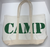 "Crab & Cleek Tote ""CAMP"""