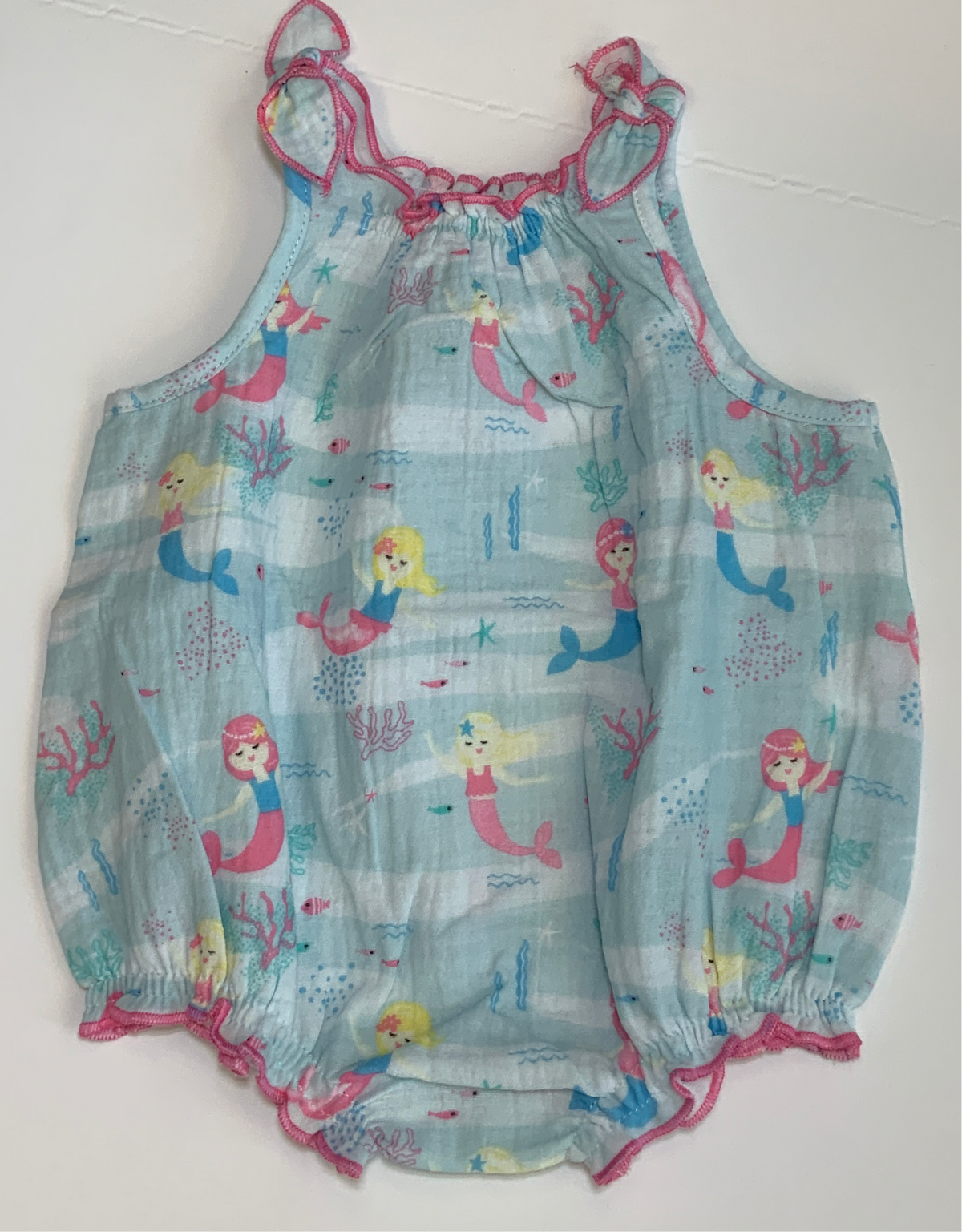 MPie Mermaid Sunsuit