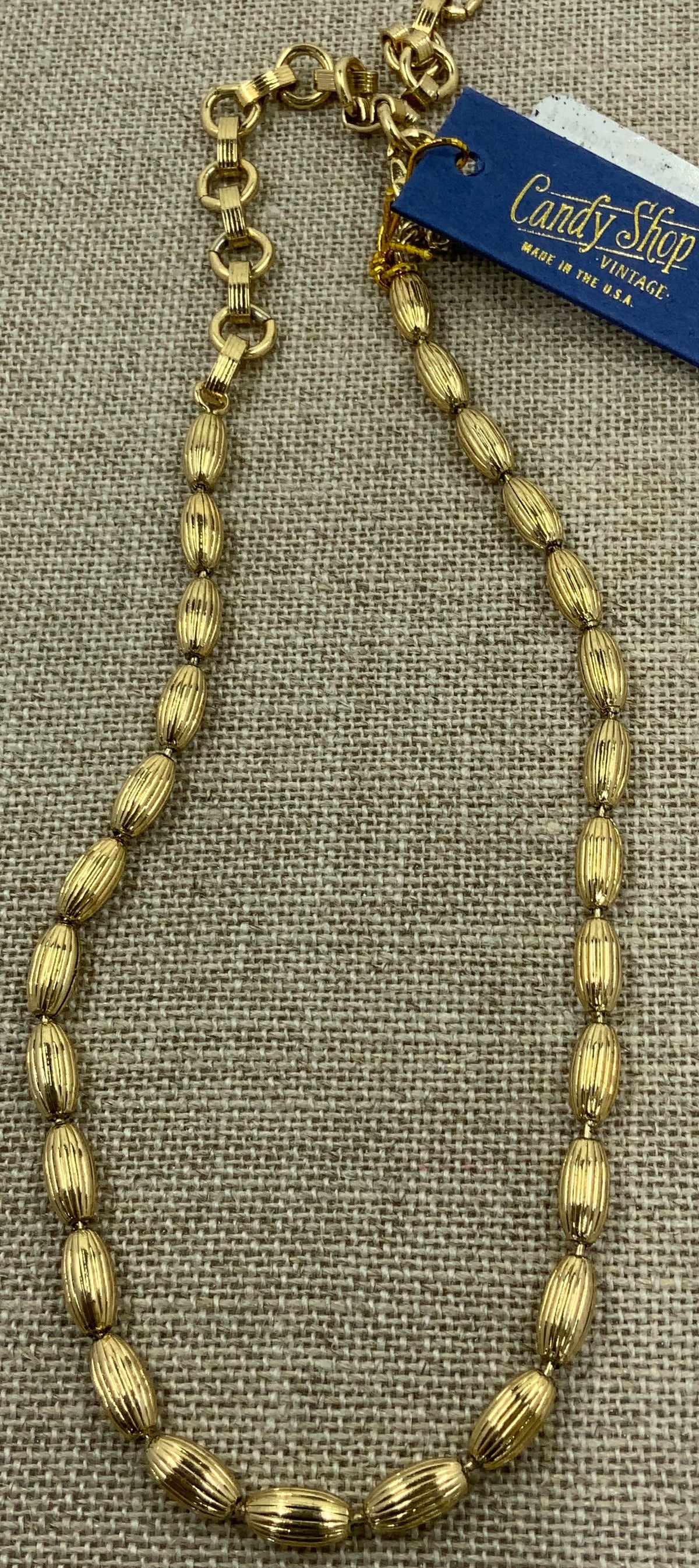 Charleston Rice Choker 1-Strand