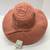 RBL2990 Ribbon Hat w Bow