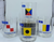 Code Flag Glasses Acrylic