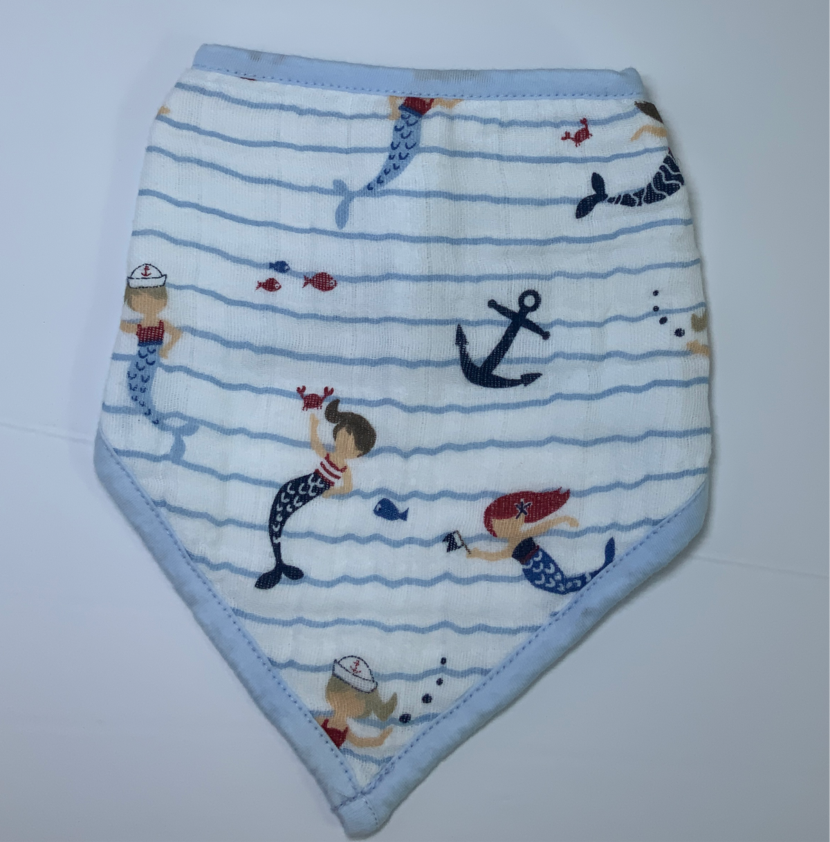 MPie Nautical Bib