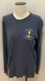 "Mariner's Rule Long Sleeve Tee ""The Captain is ALWAYS Right"""