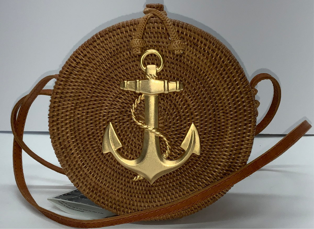 Can Bali Bag w/ Anchor