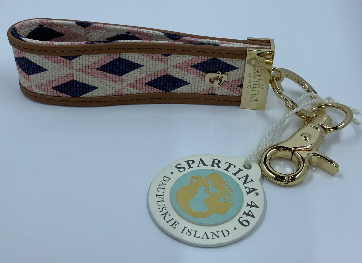 Spartina Grab-N-Go Key Chain