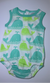 CB Sleeveless One Piece Green Whale