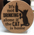 It's Not Drinking Alone If the Cat Is Home Coaster