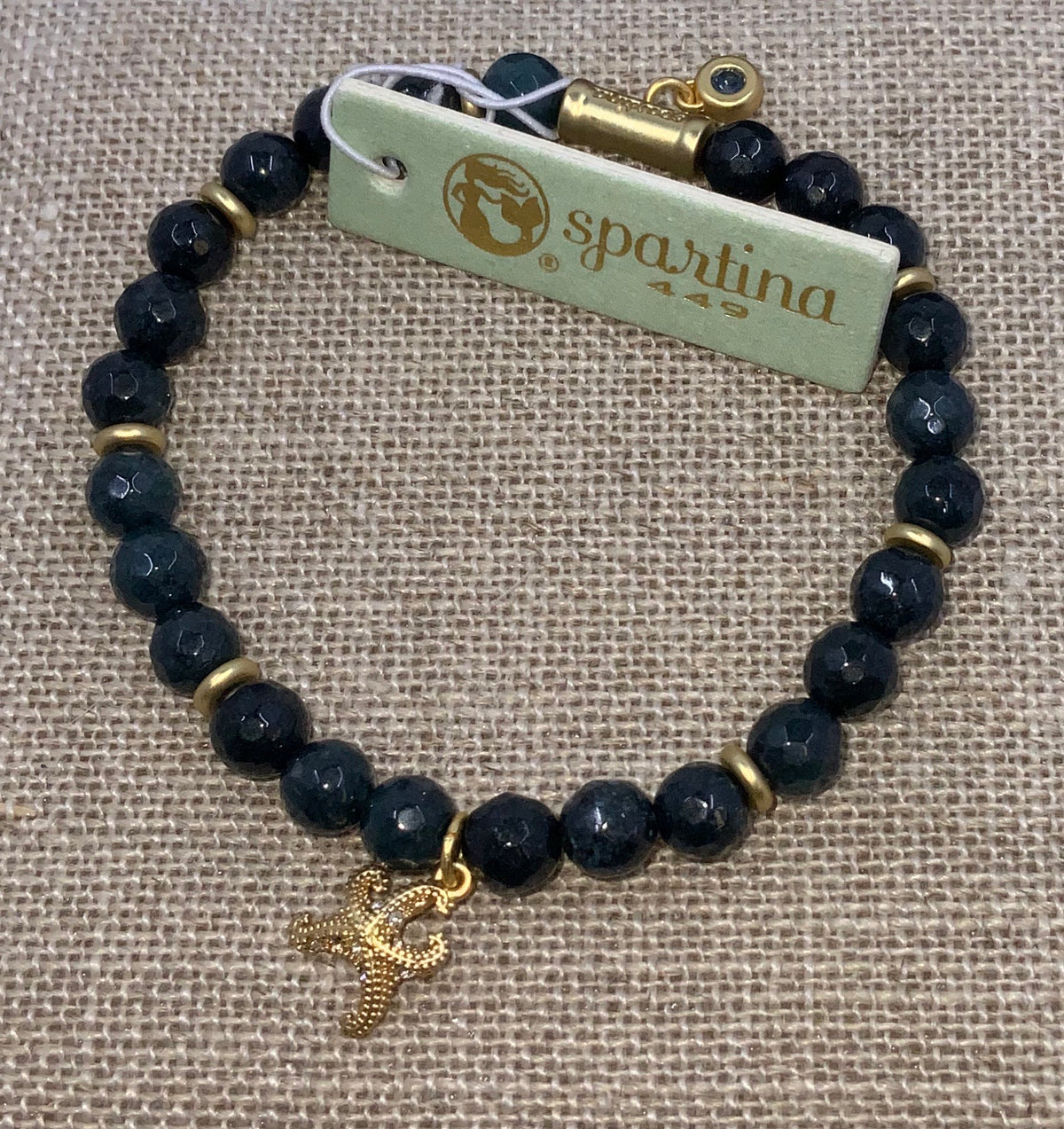 Spartina Twinkle Stretch Bracelet