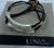 UNOde50 Metal Bracelet Clad with Silver PUL0856MTL