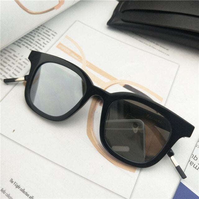 Dal Lake Brand Korean Sunglasses  High Quality Women Fashion 2018  Women Sunglasses  Mens Sunglasses Brand Designer
