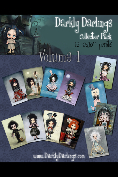 Collector's pack volume 1